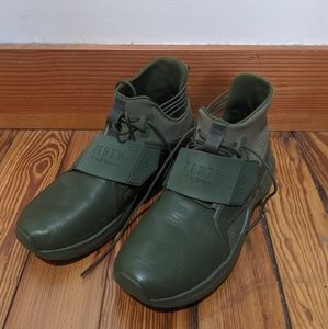 Fenty x Puma Sneakers (Army Green)